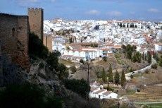 Ronda, un pueblo blanco andaluz