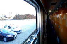 Focusache e paznic bun - în Carpatia Express de la Vişeu