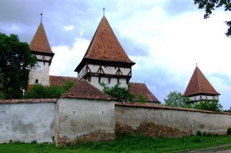 Biserica fortificată din Cincșor