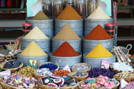 Marrakech - Arome şi mirodenii