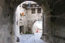 Pe sub Turnul cu Ceas