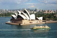Sydney - Inconfundabila Opera House