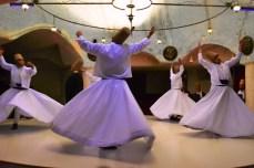 Cappadocia - Dervişii rotitori