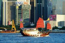 Hong Kong - Jonca chinezească