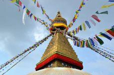 Nepal - Stupa Boudhanath