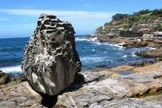 Sydney - Pe malul Pacificului, mergând spre Tamarama Beach