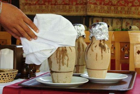 Istanbul - Pottery Kebab