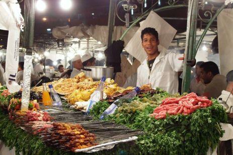 Marrakech - Arome marocane