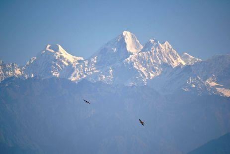 Nepal - Himalaya la Nagarkot