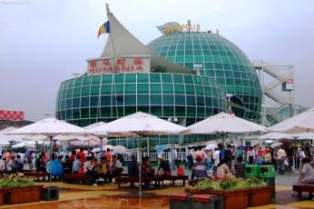World Expo 2010 Shanghai - mărul românesc
