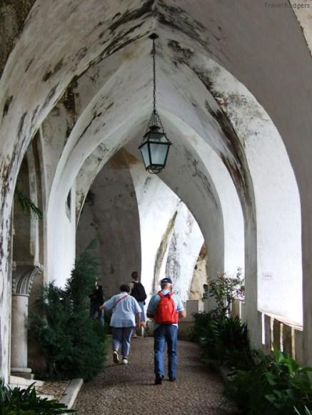 Coridorul de la intrare