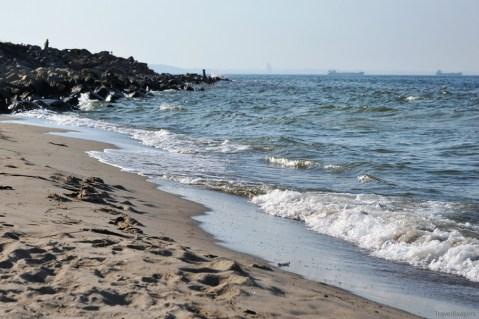 La ţărmul Balticii