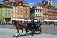 Varşovia - Stare Miasto (Oraşul Vechi)