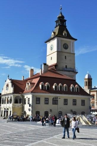 Piaţa Sfatului, Braşov