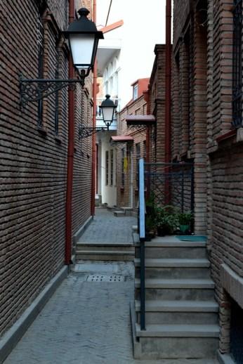 Stradă în Orașul Vechi