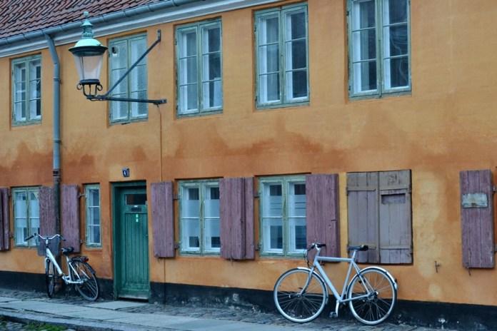 Nyboder, cartierul marinarilor