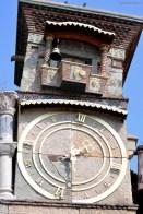 Ceasul din vârful turnului