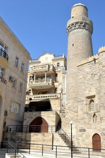 Minaret în Oraşul Vechi
