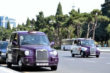 Taxi-cabs. Ieftine şi confortabile.