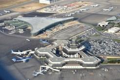 Noul şi vechiul aeroport