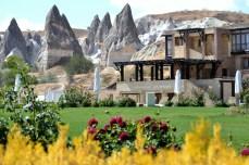 Cappadocia - Cazare lângă hornurile de poveste