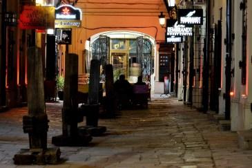Hanul cu Tei, una din cele mai frumoase străzi din Centrul Vechi