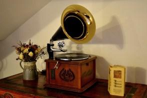 Gramofon vechi
