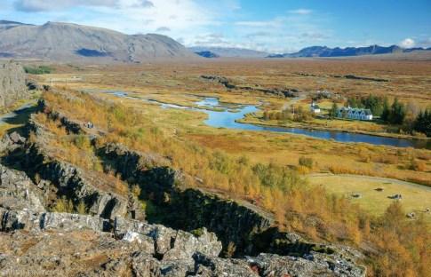 Þingvellir - întâlnirea continentelor