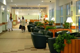 Centrul de tratament