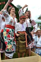 Festivalul Tămâioasei de la Pietroasele