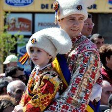 Am mers la Parada Junilor din Șcheii Brașovului