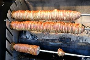 Kokoreç sau mațe fripte de oaie