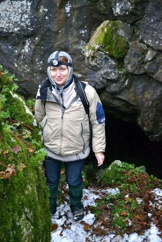 Gata pentru peșteră