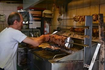 Cel mai ieftin Gyros din Salonic: 1,80 euro