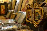 Magazinul atelierului de icoane bizantine