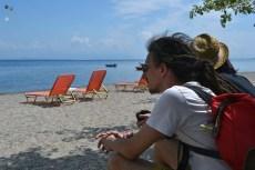 Moraitika Beach, Corfu Island