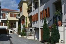 Pe străzi în Ioannina