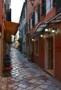 Corfu Town, zona portuară