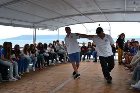 Kostas & fiul, o demostrație de sirtaki
