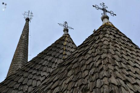 Șindrila de pe bisericile vechi din lemn
