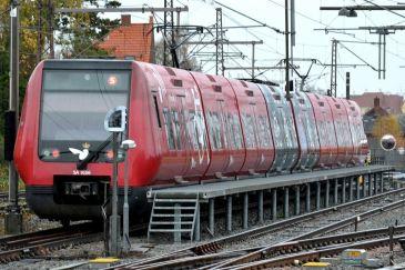 S-Train, mijlocul de transport dintre Copenhaga și Hillerød