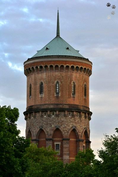 Turnul de apă din Colma