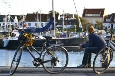 Cu bicicleta prin Zealand - Gilleleje
