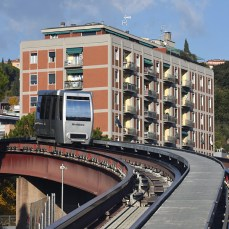 O tură cu MiniMetro în Perugia