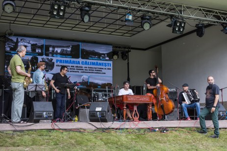 Soundcheck la Călimănești