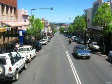 Katoomba, un mic orășel de provincie