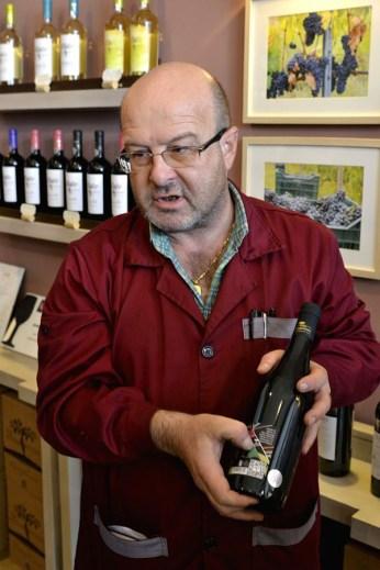 Fiorenzo Rista, un pasionat al vinului