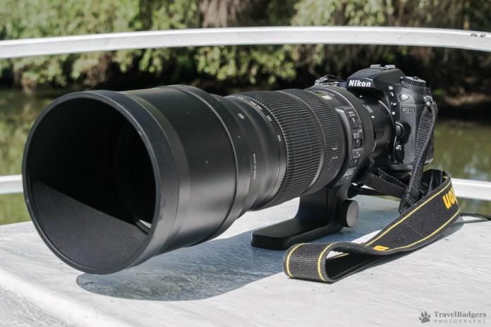 Bestia: Sigma 120-300mm F2.8 cu TC 2x