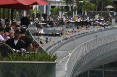 Celebra piscina de la etajul 57