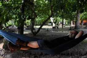Relaxare in padurea tropicala